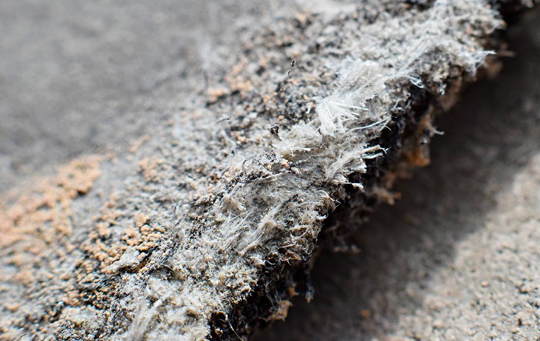 Asbestos testing and hazardous materials assessments