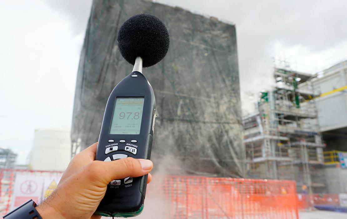 Noise assessments